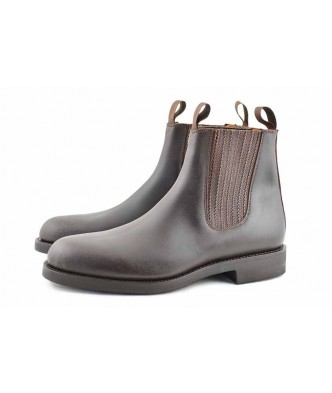 PLEATED MOULDING BOOTIES