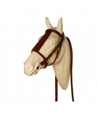 BRIDE DE CUIR AHG HORSE...